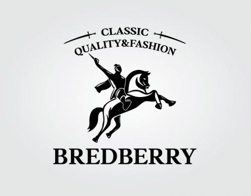 BREDBERRY FASHION LOGO DESIGN